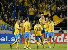 Martin Dahlin believes Sweden will reach World Cup