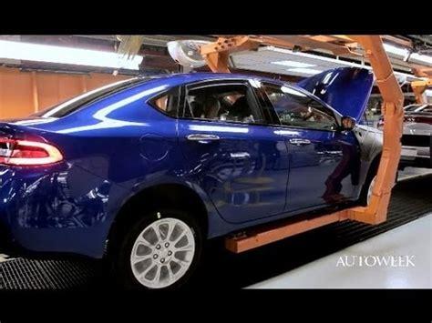 Chrysler Plant Belvidere by 2013 Dodge Dart Built At Chrysler S Belvidere Assembly