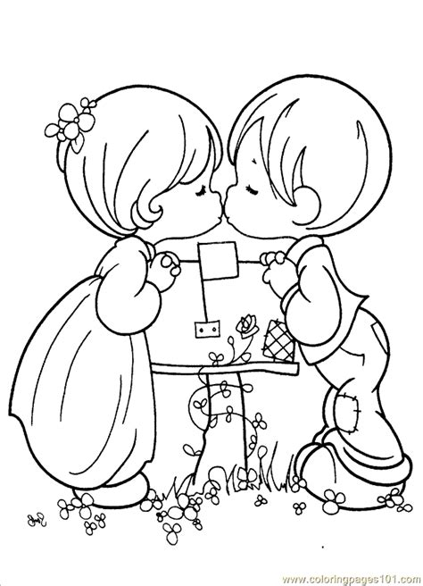 Tremendous Free Printable Precious Moments Coloring Pages