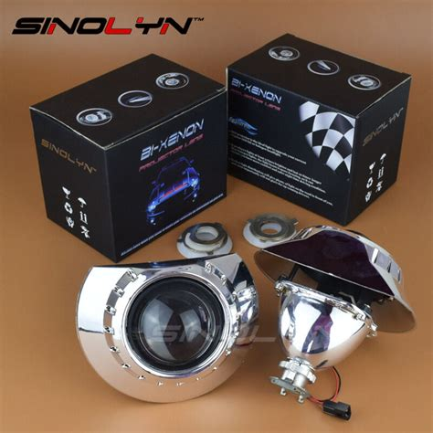 projector lens e46 retrofit xenon headlights bi bmw non
