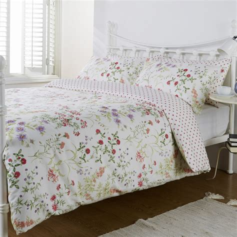Pure Opulence Jessica Summer Meadows Floral Bed Linen
