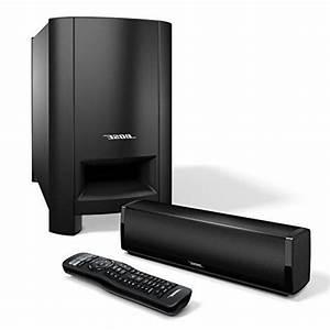 Bose Cinemate 15 Home Theater Speaker System  Black