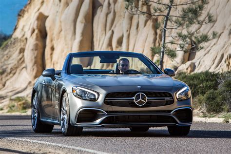 mercedes amg sl   review auto express