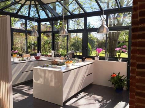 cuisine design haut de gamme cuisine design sous véranda cuisines concept créations
