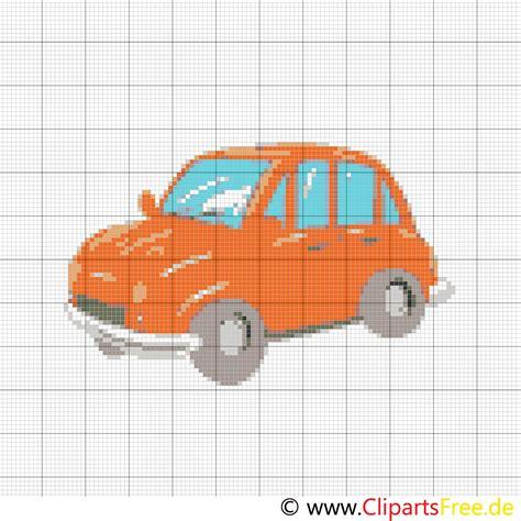 stickvorlagen kreuzstich kostenlos kfz auto pkw