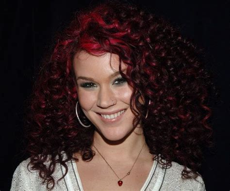 Joss Stone Makeup Hair And Nails Dyed Hair Hair Color