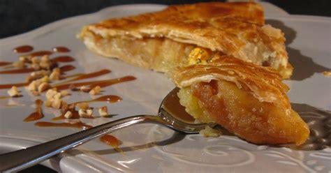recette galette des rois pate d amande j en reprendrai bien un bout galette des rois cr 232 me d amande pommes caram 233 lis 233 es p 226 te