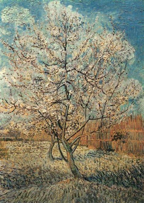 i fiori di gogh albero di pesco in fiore di vincent gogh podcast di