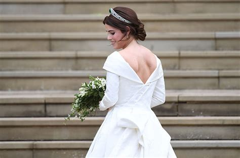 Princess Eugenie Unveils Scar From Spinal Surgery For The
