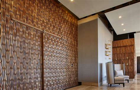Wall Cover : Wood Product Stone Tile