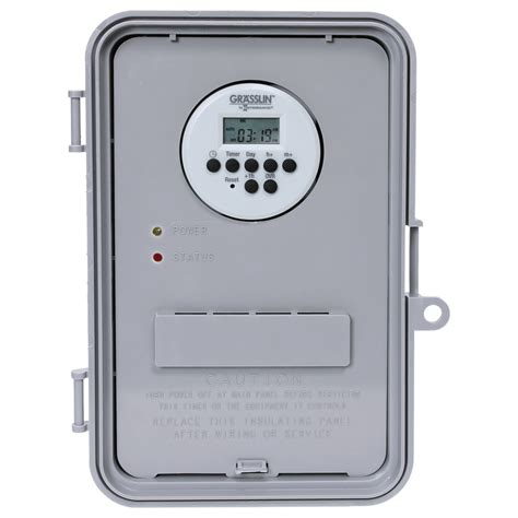 shop intermatic 40 amp digital residential hardwired