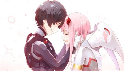 wallpaper darling   franxx    hiro romance