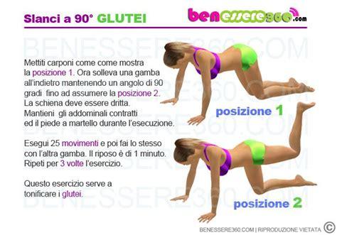 Muscolo Sedere Esercizi Glutei Cerca Con Esercizi