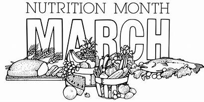 Nutrition Month March Healthy National Pixabay Tips