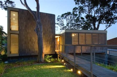 balmoral house  ian moore architects brings nature