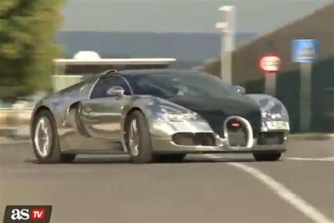 karim benzema soffre une bugatti veyron actualite
