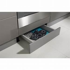 Meuble Pour Four : tiroir sous four pour meuble cm delinia leroy merlin ~ Teatrodelosmanantiales.com Idées de Décoration