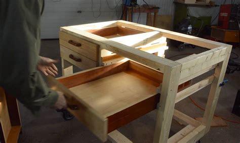 drawers   workbench  wheels