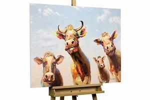 Bilder Mit Rahmen Modern : gem lde modern k he in braun blau kaufen kunstloft ~ Bigdaddyawards.com Haus und Dekorationen