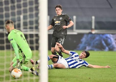 Fernandes double helps Man United thrash Sociedad; Bales ...