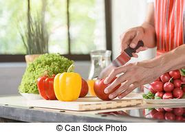 young guy preparing healthy drink  home close