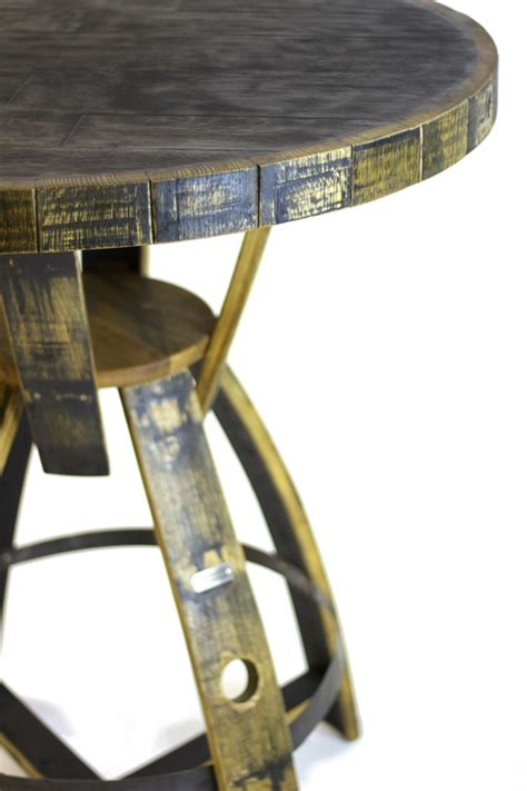 whiskey barrel pub table whiskey barrel pub table hungarian workshop