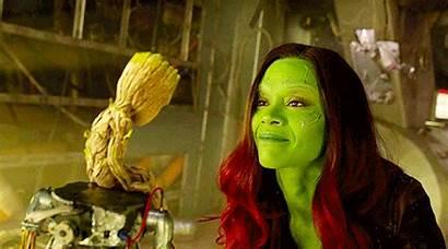 Gamora Groot Guardians Mom Galaxy His Fanpop