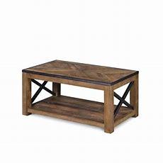 Magnussen Penderton Wood Small Rectangular Coffee Table In