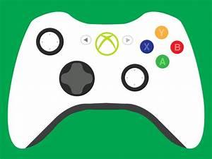 Dribbble - Xbox-flat-icon.png by Ruban Khalid