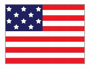 American Flag Printables - Gift of Curiosity