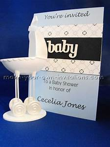 Create A Birthday Invitation For Free Baby Boy Shower Invitations You Can Make