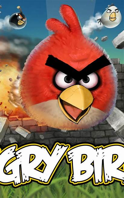 Angry Birds Kitty Hello Wallpapers Desktop Tablet