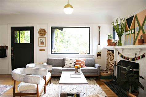 A Small Swedish Bungalow in Portland Is DIYed and