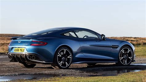 aston martin vanquish  review  gt great motoring