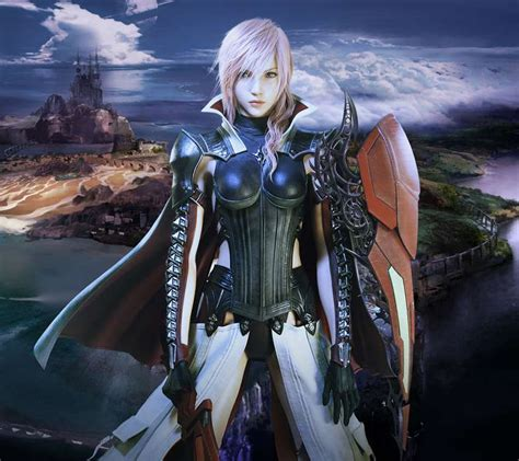 lightning returns final fantasy xiii wallpapers or