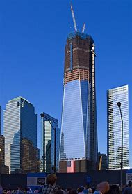 Twin Freedom Towers New York