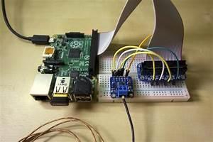 Max31855 Thermocouple Sensor Python Library