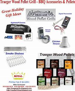 Traeger Grills Great Holiday Gift Ideas for your Traeger