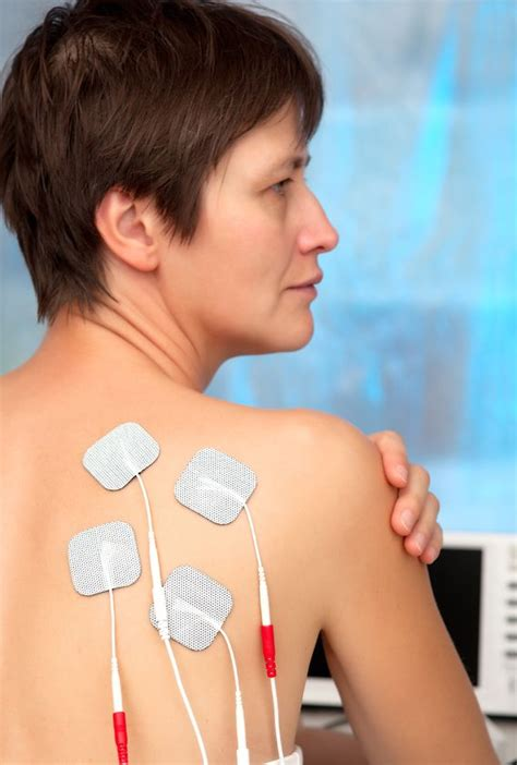 Transcutaneous Electrical Nerve Stimulation May Help