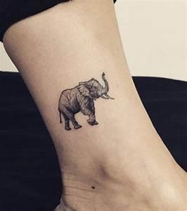 Tatouage Homme Petit : tatouage cheville femme petit ~ Carolinahurricanesstore.com Idées de Décoration