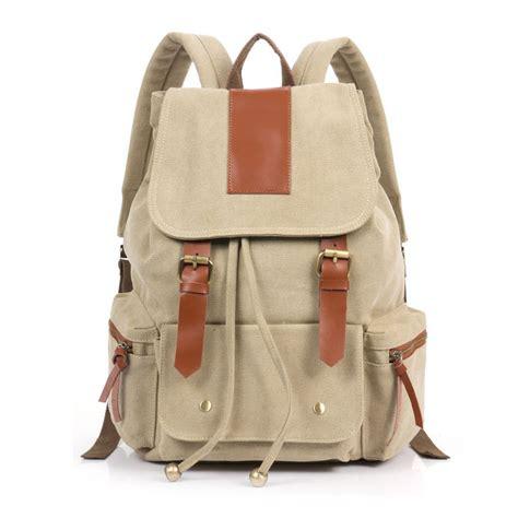 acheter vintage sac 224 dos de voyage toile et cuir en gros pour les femmes ou hommes as90002