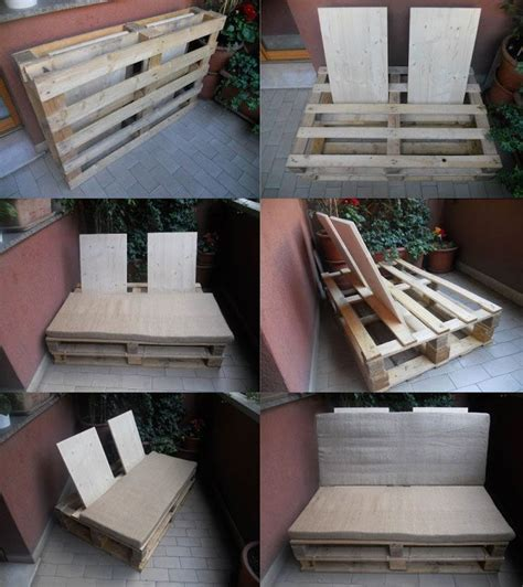 cool things to do with pallets sof compacto y desmontable