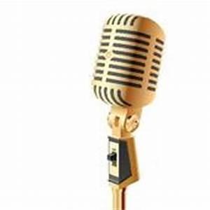 Studio Microphone Stock Illustrations - GoGraph