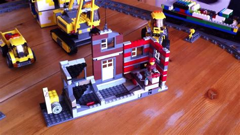 lego 60076 le chantier de d 233 molition