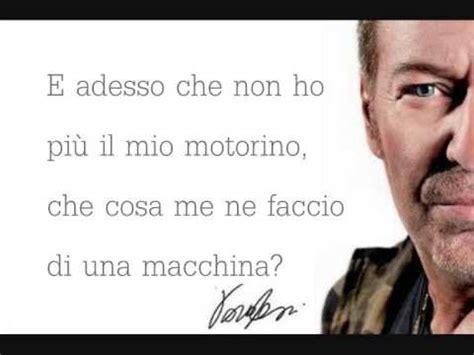 Vasco E Adesso Tocca A Me Testo by Vasco E Adesso Tocca A Me Testo