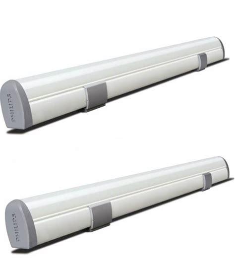 led tube light 2 feet philips astraline led tube light 20w 4 feet 6500k cool