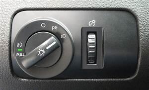 Oem Ford Headlight    Foglight Switch