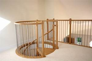 How, To, Build, A, Wooden, Spiral, Staircase