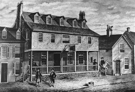The Colonial Tavern, Crucible of the American Revolution
