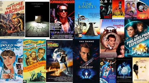 time travel movies ultimate  rankings